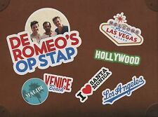 De Romeo's : De Romeo's op stap (CD)