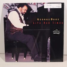 George Dukes Life and Times vinyl