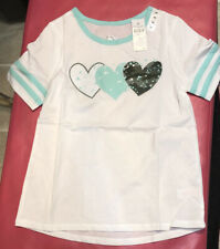 NWT Justice Girls Size 10 Top