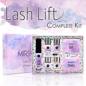 Upgraded 8 in 1 Lash Lift Kit Keratin Eyelash Perming Kit Curl Eyelash Extension
