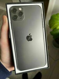 Apple iPhone 11 Pro Max 256GB -Space Gray A2161 (CDMA + GSM) UNLOCKED