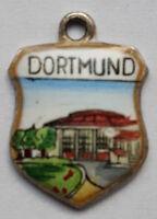 Dortmund, Anhänger Wappen Bettelarmband Charms Silber 800