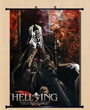 Anime Wallpaper Rolling Hellsing RUINS Cosplay Home Decorative Gift  5223