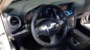 2014 14 Nissan Maxima Steering Wheel phone audio cruise paddle shifters 70059
