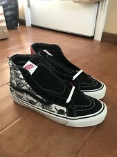 ebb50b87a2a0f1 Star Wars x Vans Vault OG Sk8-Hi LX Darth Storm Limited Edition 300  Collectible
