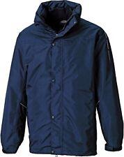 Dickies Abbot 3 in 1 Jacket - Mens Black or Navy Blue Waterproof Coat JW10500
