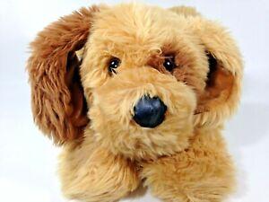Animal Alley Plush Shaggy Darby Dog Stuffed Animal Mutt Terrier Puppy Long Pile