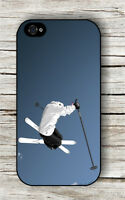 FREESTYLE SKI WINTER SPORT CASE FOR iPHONE 4 , 5 , 5c , 6 -ser5Z