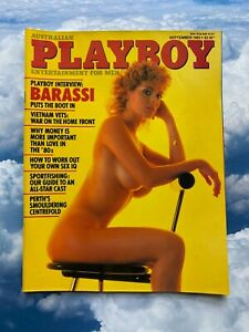 Australian Playboy Magazine - September 1984