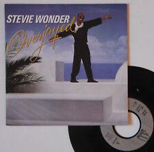 """Vinyle 45T Stevie Wonder  """"Overjoyed"""""""