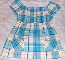 Girl's Size Large Peasant Top Piper & Blue