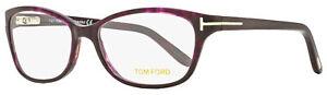 Tom Ford Classic Eyeglasses TF5142 083 Violet Melange 54mm FT5142