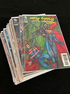 DC New 52 Villains Month –Complete Run 3D Lenticular Covers - 52 Issues NM