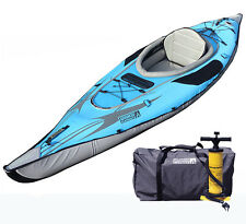 Hi-Pressure Advanced Elements AdvancedFrame DS-XLC Inflatable Kayak w/zip deck