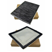 Engine & Cabin Air Filter for Chrysler Town & Country Dodge Grand Caravan 01-07