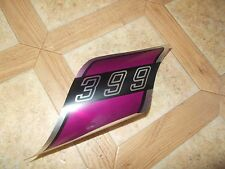 Nos Vintage 71 Arctic Cat EXT 399 Snowmobile Hood Decal 0106-283 Right Side