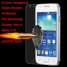 Premium Tempered Glass Screen Protector Fr Samsung Galaxy Ace 4 Style LTE G357FZ