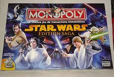 Jeux star wars monopoly  2005 neuf + 8 figurines en métal jeu video games game