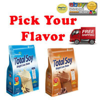 Naturade Total Soy, 3 lbs. PICK YOUR FLAVOR *BEST DEAL AND SERVICE*