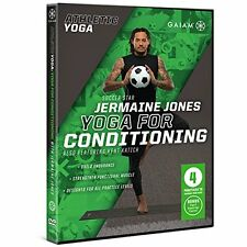 Gaiam Athletic Yoga: Yoga for Conditioning with Jermaine Jones (DVD)