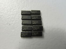 National MM74HC SOIC 14Pin - Lot of 10 Pieces NEW!! NOS