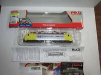 Piko 57253 E-Lokomotive der RTC BN ES64 F4-002 Wechselstrom digital OVP Spur H0