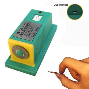 S-31A Mini Electric Grinding Machine For Battery Spot Welder Needle Pin grinder