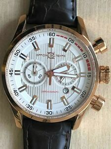 OFFICINA DEL TEMPO MADE IN ITALY OT1033-13000AGM Chronograph with date