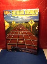 Hal Leonard Guitar Techniques Book - Fretboard Roadmaps