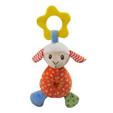 Rosewood Little Nippers Laughy Lamb Puppy & Small Dog Squeaky Toy | Treat Plush