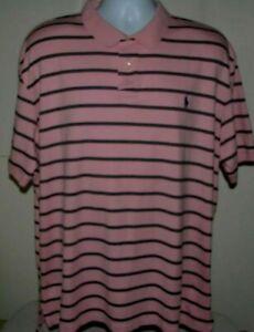 Polo Ralph Lauren Men's Shirt Size XXL Short Sleeve Cotton