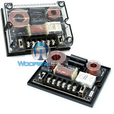 (2) FOCAL KRS-XO 2-WAY PASSIVE CROSSOVERS FOR 100KRS SPEAKERS AND TWEETERS NEW