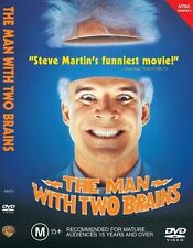 The Man With Two Brains (DVD, 2002)