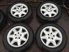 C-Class Aluminium Winter Wheels with Tyres