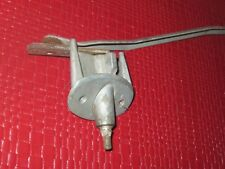 NOS Mopar 1954 Chrysler and Desoto left wiper post and arm