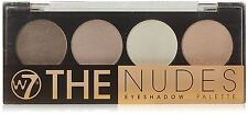 W7 Naked Nudes Eyeshadow Palette (4 Shades)