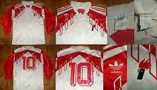 Maglia shirt jersey BARI CALCIO ADIDAS Joao Paulo Platt  Boban 1990-1991 vintage