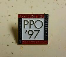 PPO Professional Photographers 1997 Convention Columbus Ohio Lapel / Hat Pin