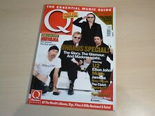 Q Magazine 221 [Dec 04] Ricky Gervais, Gwen Stefani, Killers, Radio 1, Green Day