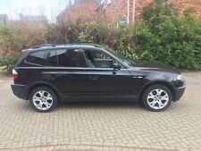 BMW X3 SPORT***3.0 PETROL****AUTO****SAT NAV***HEATED LEATHER****