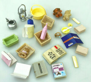 Sylvanian Families Playset Accessories Vintage Toy Hasbro 1980s Collectibles
