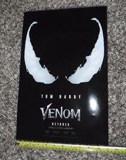 Venom Tom Hardy  Movie Poster 11 x 17 inches