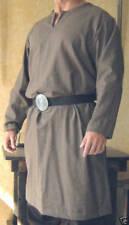 Medieval Renaissance Tunic Top Shirt Viking Saxon Cosplay Costume W2