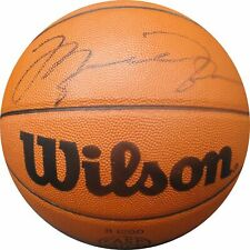 Michael Jordan Signed Autographed Basketball Wilson Official Jet UDA Holo