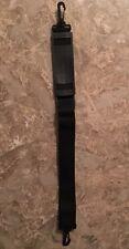 """Black Shoulder Strap-Single-Guitar Soft Case Or Instrument Gig Bag/1 NEW/23""""-34"""""""
