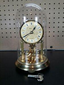 VINTAGE KERN ANNIVERSARY CLOCK WEST GERMANY