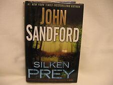 SILKEN PREY by John Sandford (2013, Hardcover) EUC