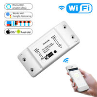 Wifi Smart Switch DIY, works with alexa/google home,IOS & android