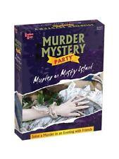 Juego de misterio de asesinato-ASESINATO EN MISTY ISLAND