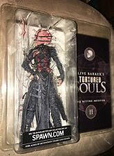 Rare McFarlane Clive Barker Tortured Souls Series 1 The Scythe-Meister figure II